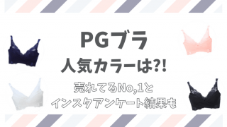 PGブラ人気カラーNo1